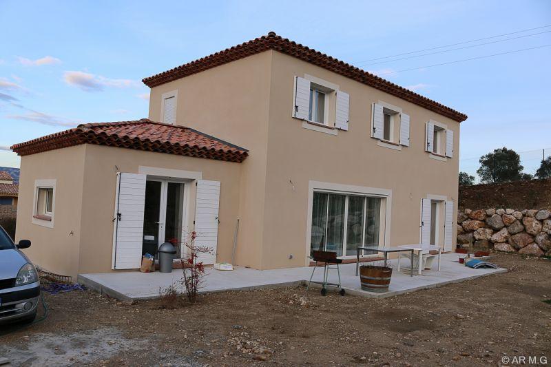 Villa Traditionnelle Bastide Provencale à Alleins Proche De
