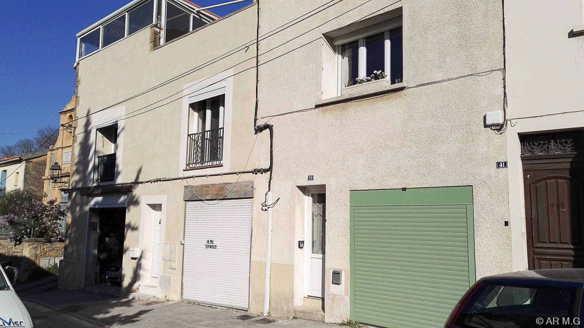 ... Rénover Une Façade Du0027une Maison Traditionnelle ...